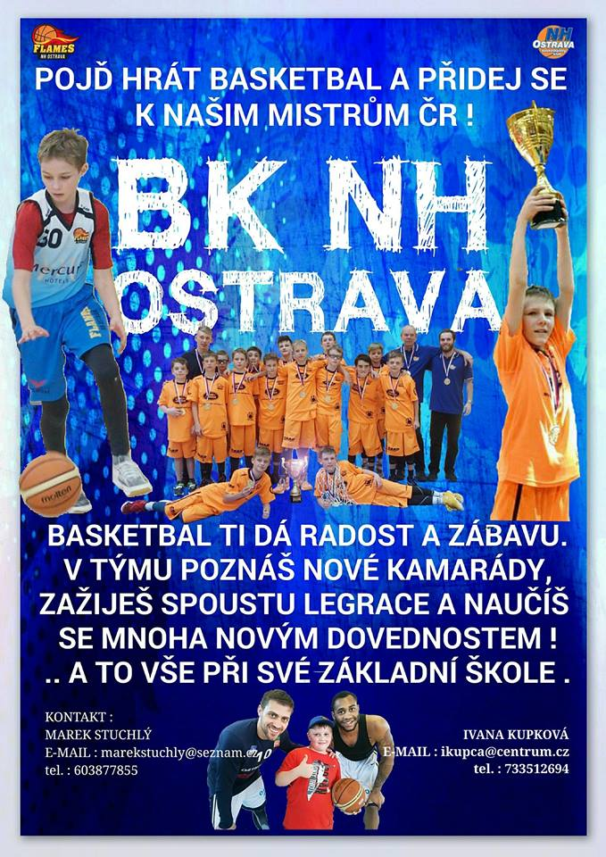 Pojď hrát basketbal